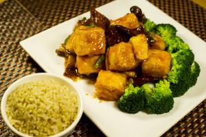 E3. Celestial Tofu - delivery menu