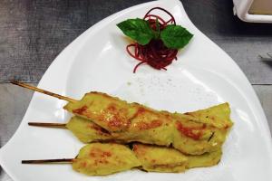 3 Chicken Satay - delivery menu