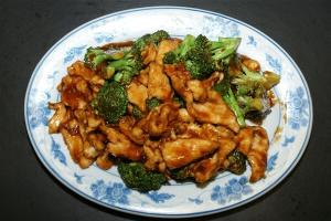99. Chicken with Broccoli - delivery menu
