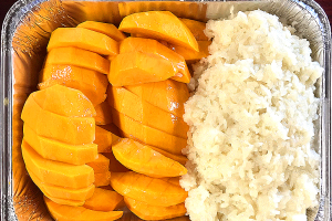 Sticky Rice with Mango Tray - delivery menu