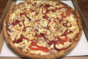 10. Red Goat Pizza - delivery menu