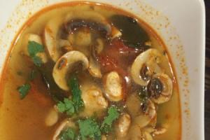 S2. Small Tom Kha Soup - delivery menu
