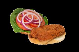 Spicy Crispy Chicken Sandwich - delivery menu