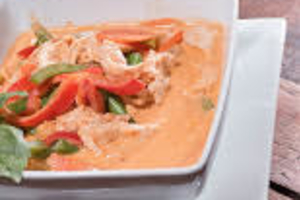 Panang Curry Entree - delivery menu