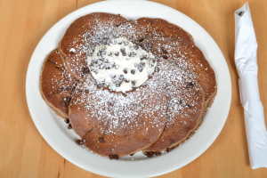 Chocolate Chip Pancakes - delivery menu