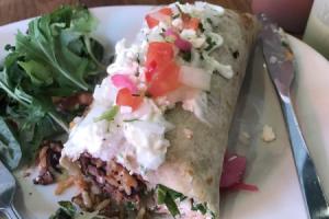 Beef Burrito - delivery menu