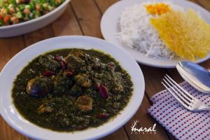 48. Ghormeh Sabzi - delivery menu