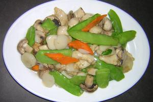 78. Moo Goo Gai Pan - delivery menu