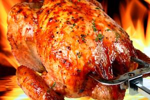 Whole Chicken - delivery menu