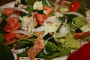 Fatoush Salad - delivery menu