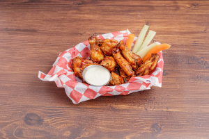 10 Piece Jumbo Chicken Wings - delivery menu
