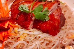 Duck Pad Thai - delivery menu