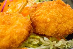 Shrimp PoP - delivery menu