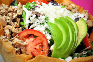 Rosario's Taco Salad - delivery menu