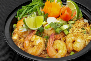 Pad Thai Entree - delivery menu