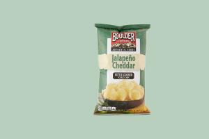 Boulder Canyon Potato Chips - Jalapeno Cheddar - delivery menu