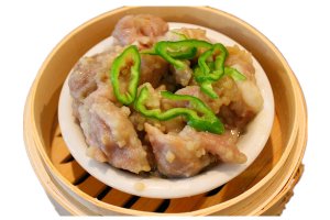 Steamed Spare Ribs - delivery menu