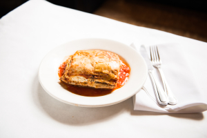 Lasagna Piemontese - delivery menu
