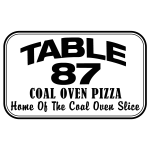 table 87. table 87 coal oven pizza - by the slice brooklyn, ny restaurant | menu + delivery seamless