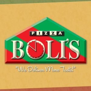 Made with more toppings, more flavor and more options than other pizza restaurant's offerings, Pizza Boli's famous pizza offers you more choices for more value. Choose from their huge selection of pizza toppings or their huge menu with other favorites like subs, .