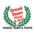 Greek Town Pizza & Grill