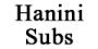 Hanini Subs