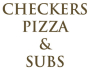 Checkers Pizza & Subs