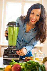 Green Smoothie im Vitamix TNC 5200