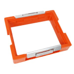 Prolongador para uso acoplado à caixa térmica GN-80 - 75% mais espaço