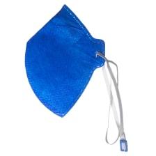 Respirador Semifacial PFF2 com Clipe Nasal Embutido - Azul