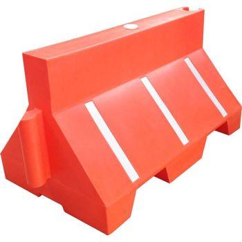 Barreira de Plástico BH para Sinalização de Trânsito