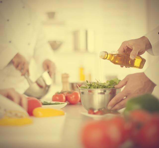 Chefs y Nutricionistas