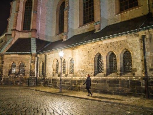 Leipzig bei Nacht erleben