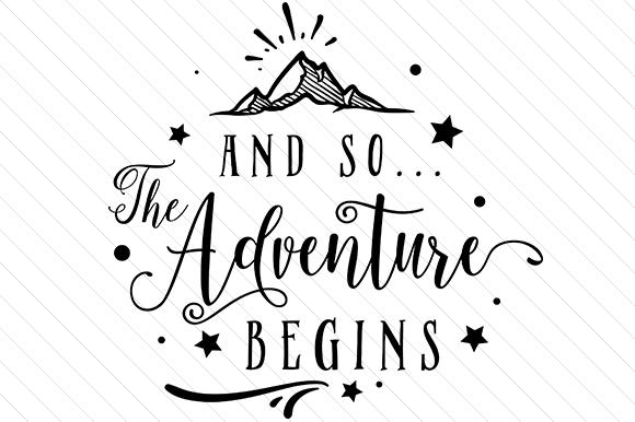 And so the [grad school] adventure begins