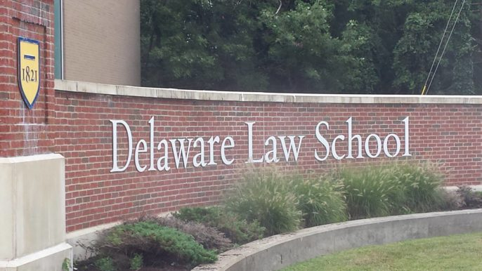 delaware law school outside
