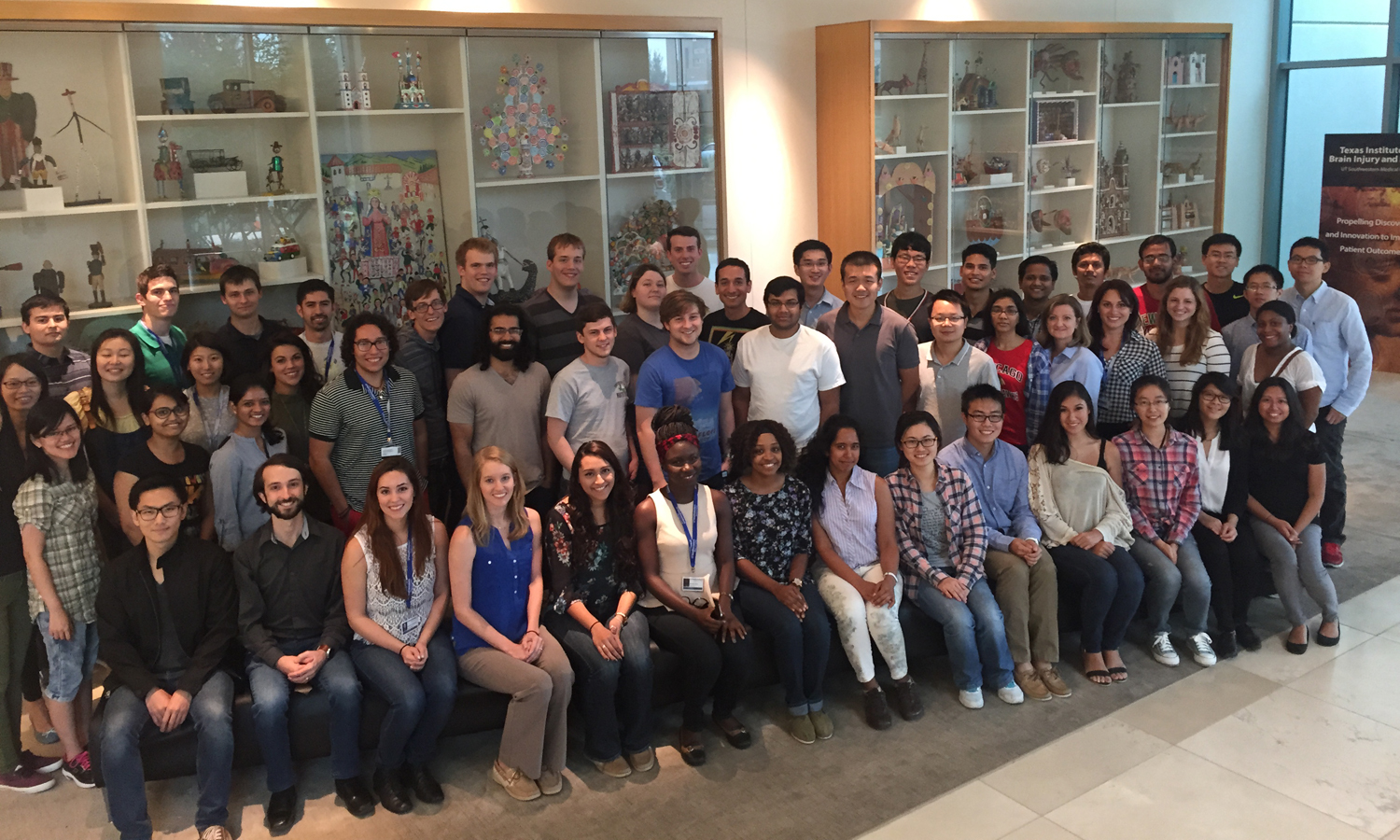 Program Spotlight: Biomedical Sciences, UT Southwestern