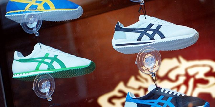How ASICS Is Running to Global Markets