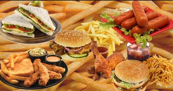 Terlalu Sering Mengkonsumsi Fast Food dan Bahayanya
