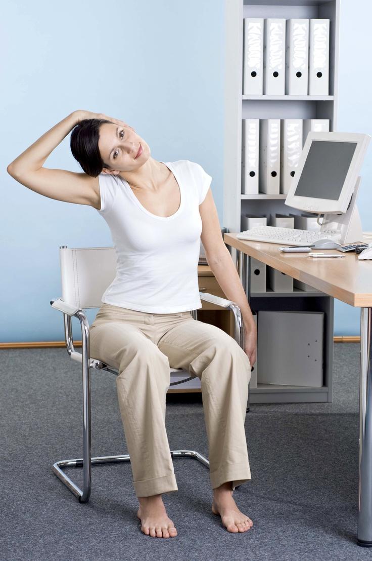 Perlunya Stretching Pada Jam Kerja