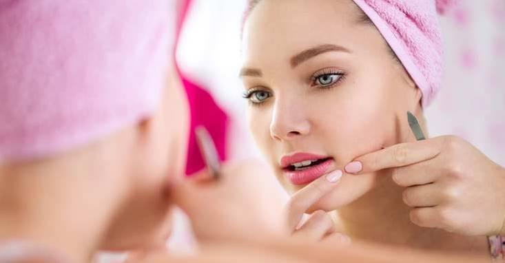 Apakah%20Jerawat%20Itu Apakah Jerawat Itu Dan Bagaimana Mencegahnya? Beauty Health Tips Kesehatan Woman