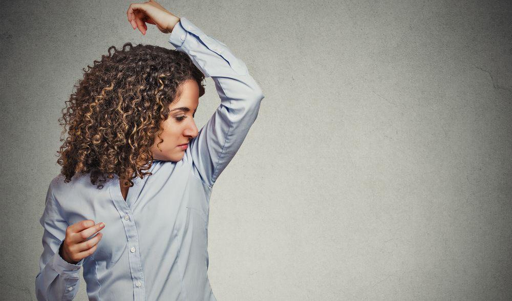 Tips Untuk Mencegah Bau Badan
