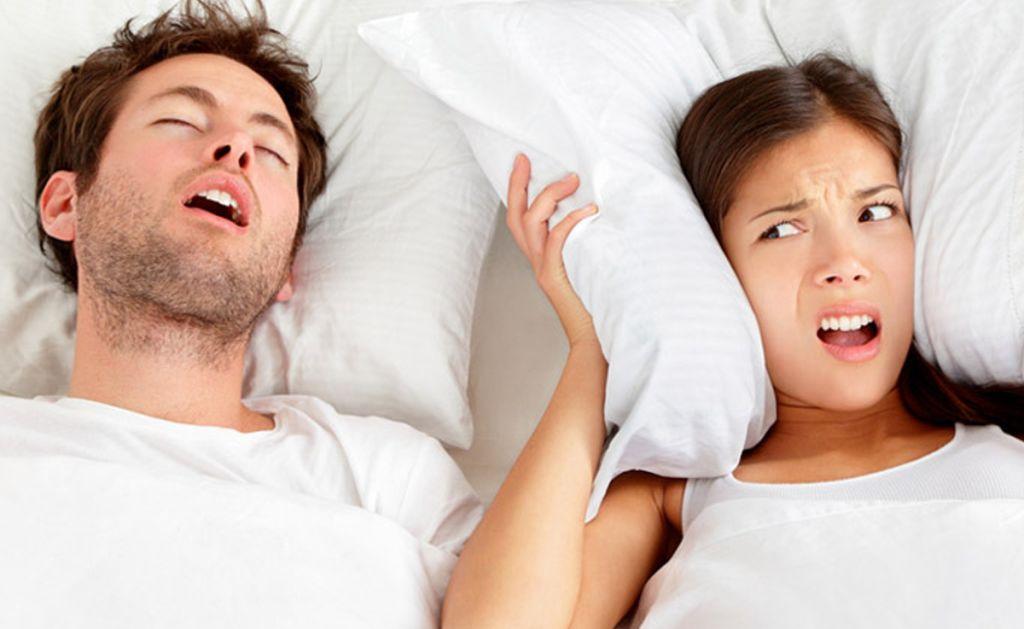 Bahaya Tidur Mendengkur