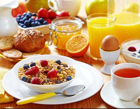 sarapan_2Bterbaik_j40k1k Memulai Hari Dengan Sarapan Yang Sehat Family Food Health Tips Kesehatan