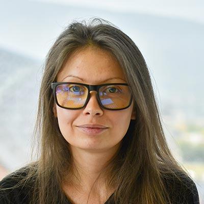 Kristina Bonevska