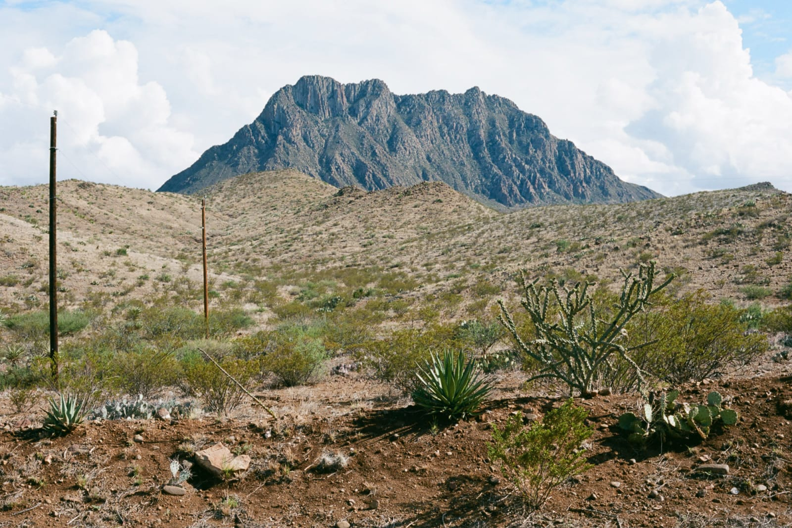 East Corazon Peak, Terlingua Ranch. I love the scenery around Big Bend NP area. Perfect place for getaway.