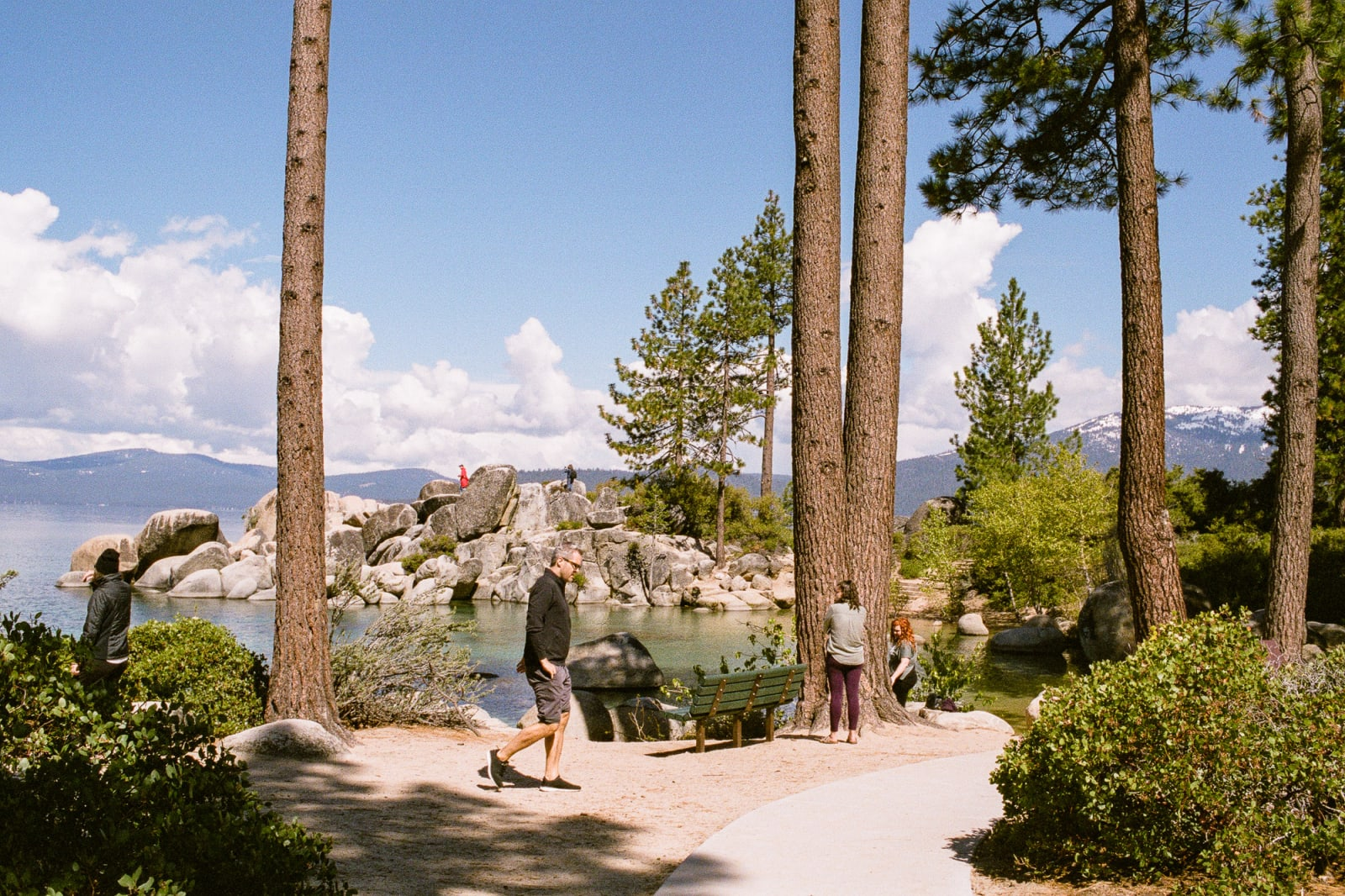 Nevada State Park, Lake Tahoe. Summer, 2019