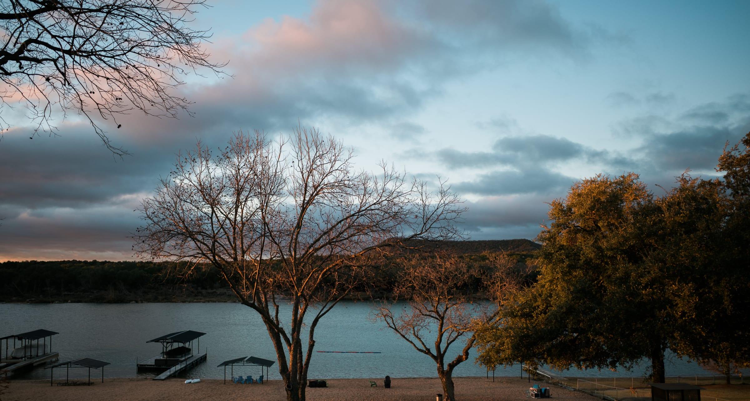 Before Sunrise at Llano River