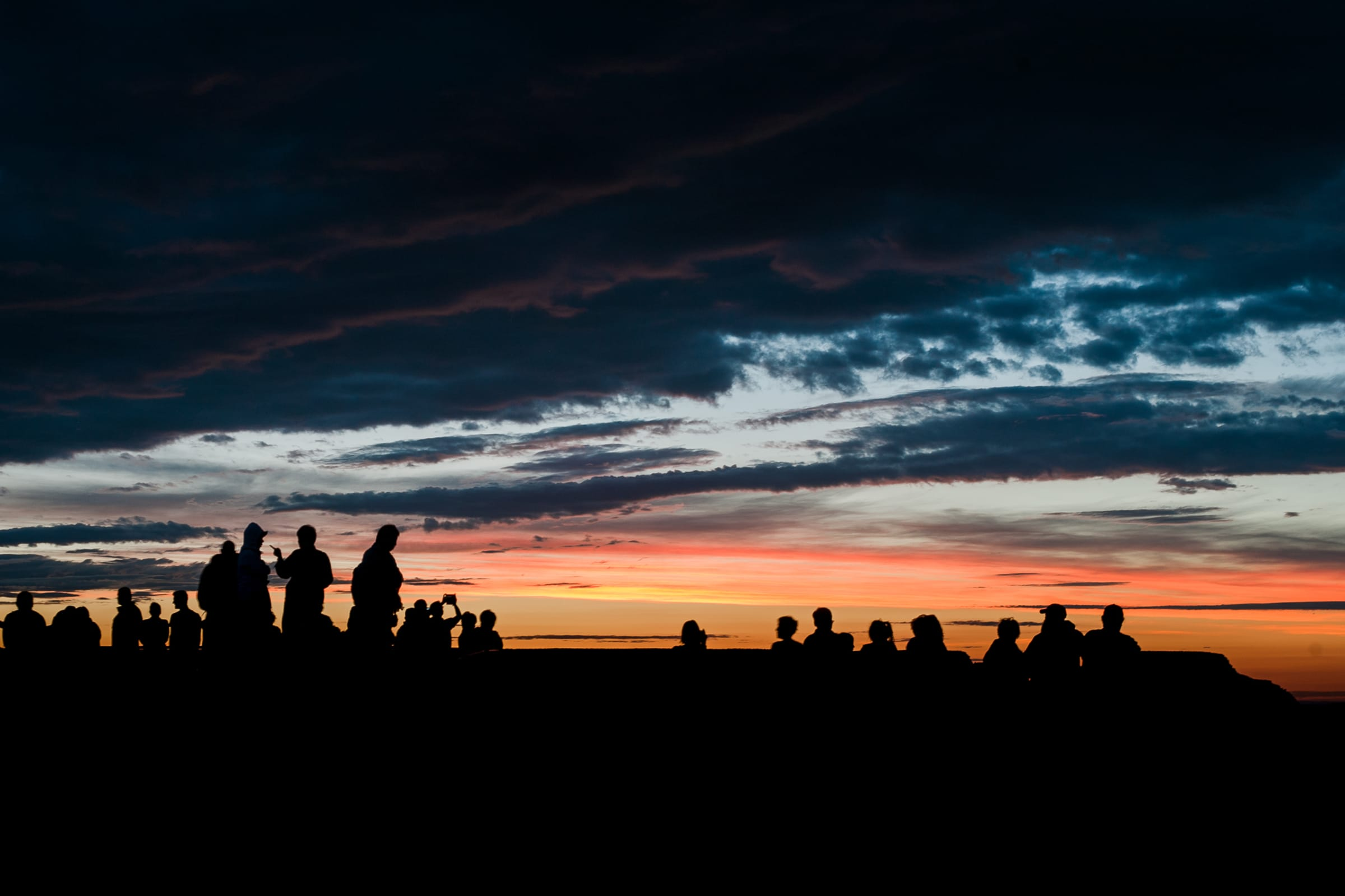 Twilight at Grand Canyon