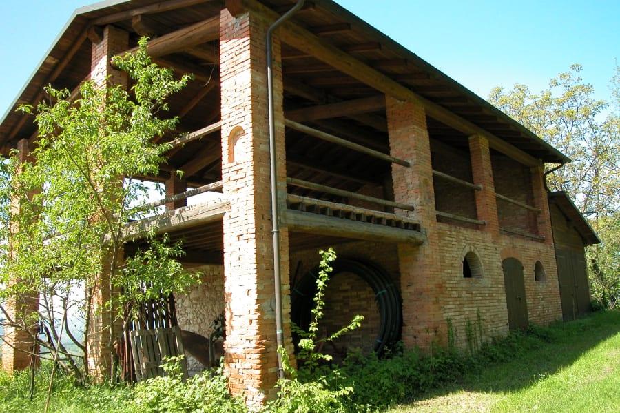 Agriturismo Guardastelle Bologna - 2004 IL FIENILE