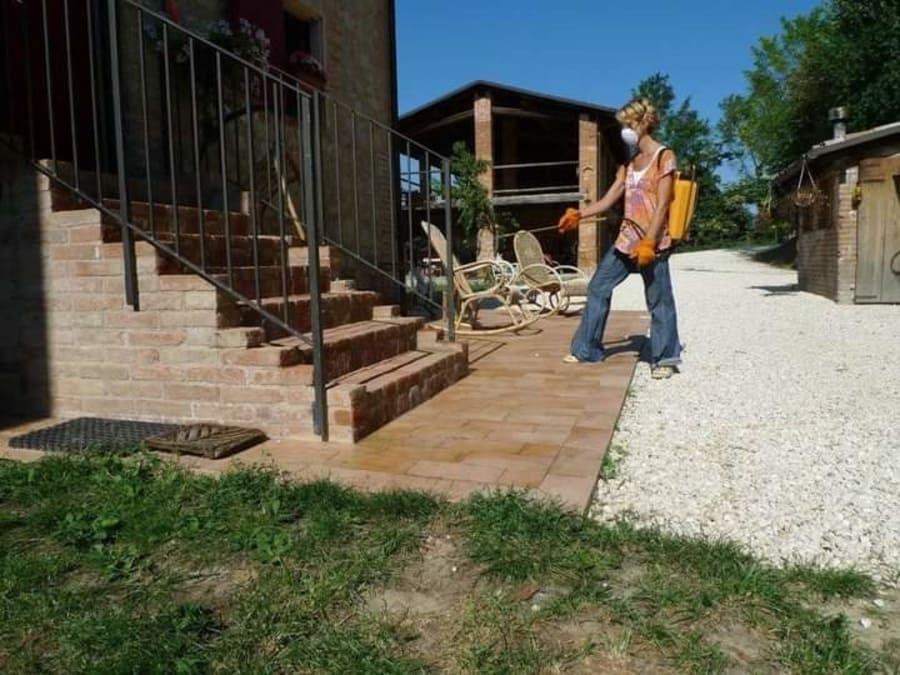 Agriturismo Guardastelle Bologna - 2012 SI DA IL DISERBANTE